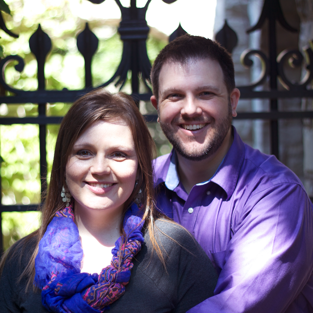 Andrew and Kristi Lundren, Chicago Chi Alpha