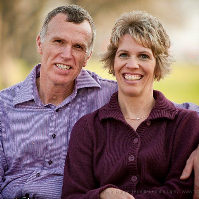 Don & Diane White, Central Eurasia