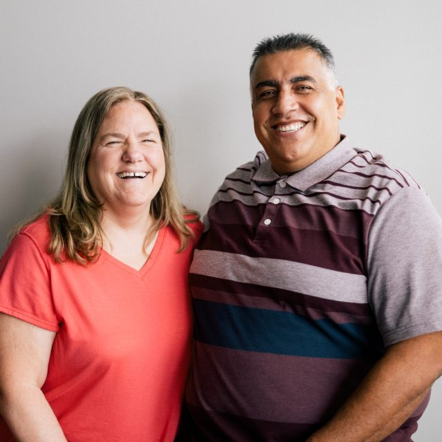 Rigoberto & Mary Quiles, Marrieds Group - O'Hare