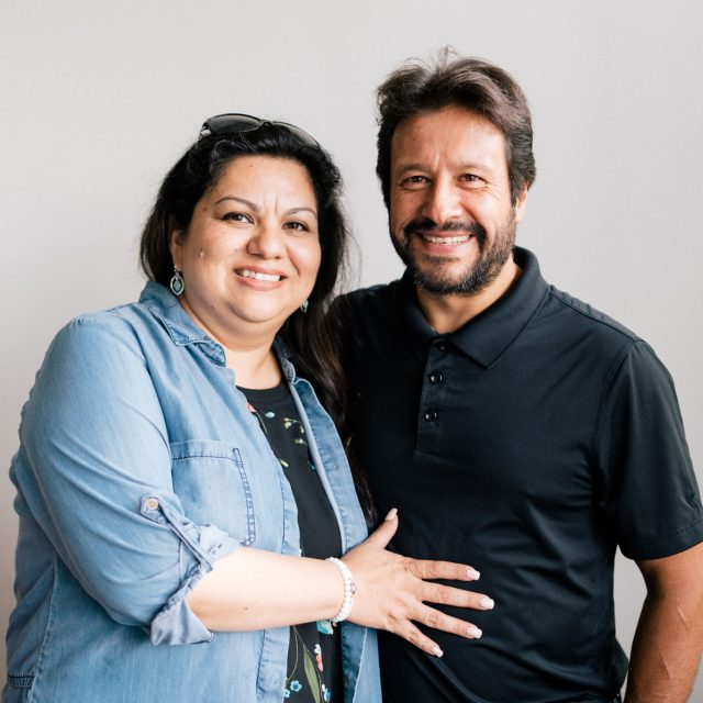 Tomas & Norma Valadez, Marrieds Group (Spanish) - Evergreen Park