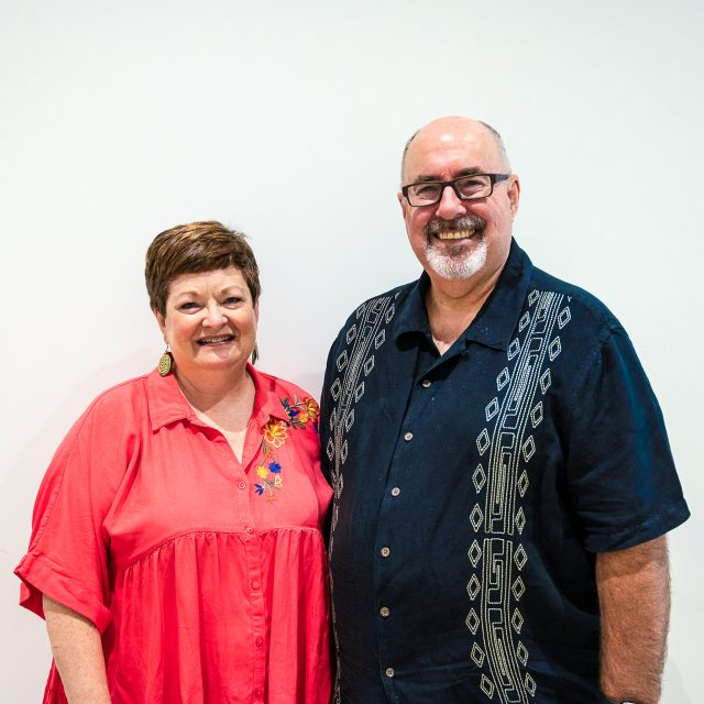Open Adults Sermon Discussion Group | Bruce & Cinda Shaver