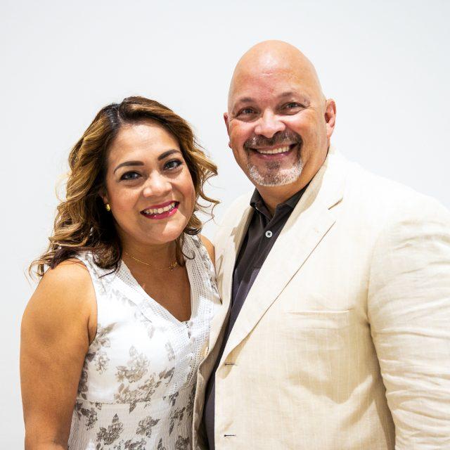 Open Adults Sermon Discussion Group | Jose & Sandra Rodriguez