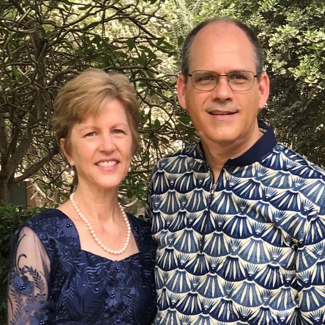 Mark & Victoria Turney, Togo