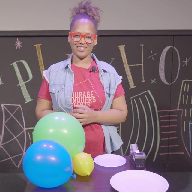6/27: CT's Playhouse Activity — Balloon Tennis