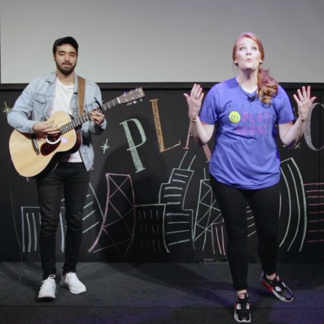 CT's Playhouse Worship — My Testimony