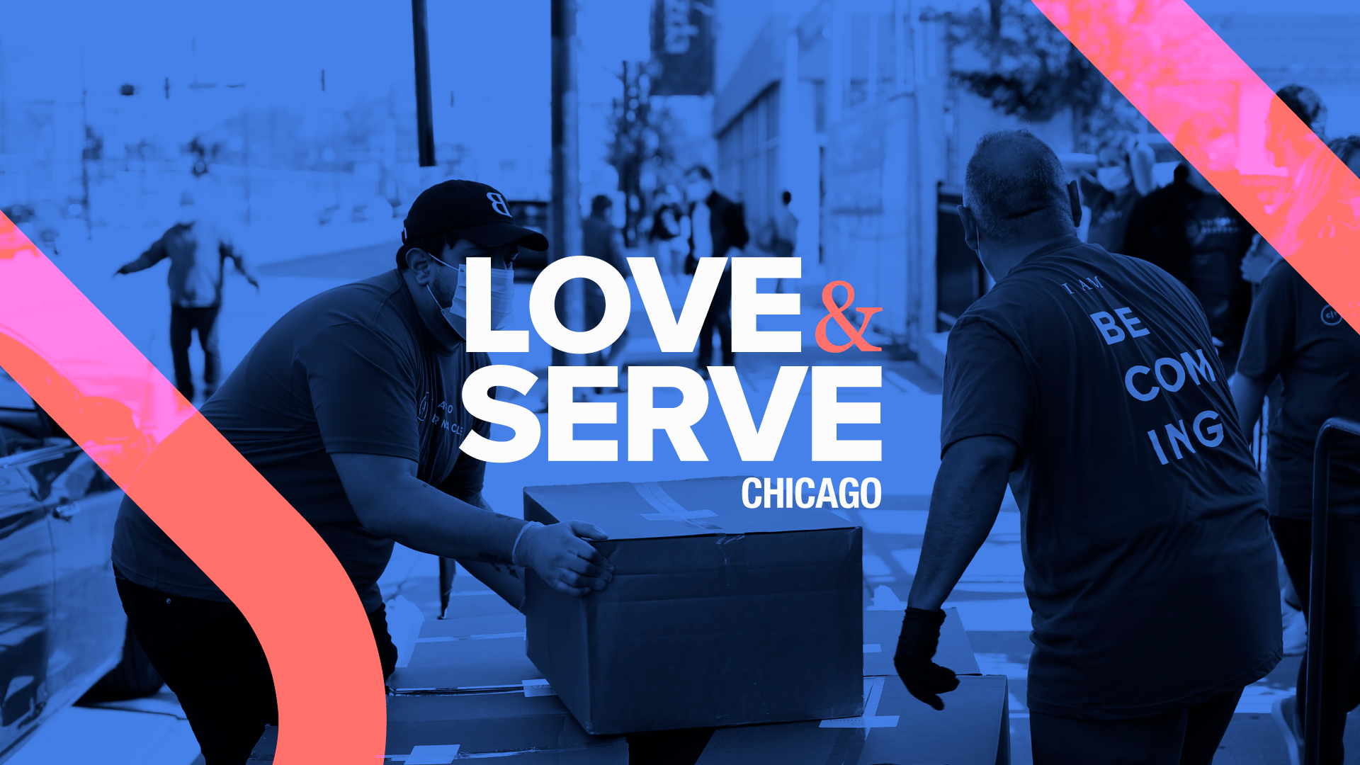 LOVE + SERVE CHICAGO Event