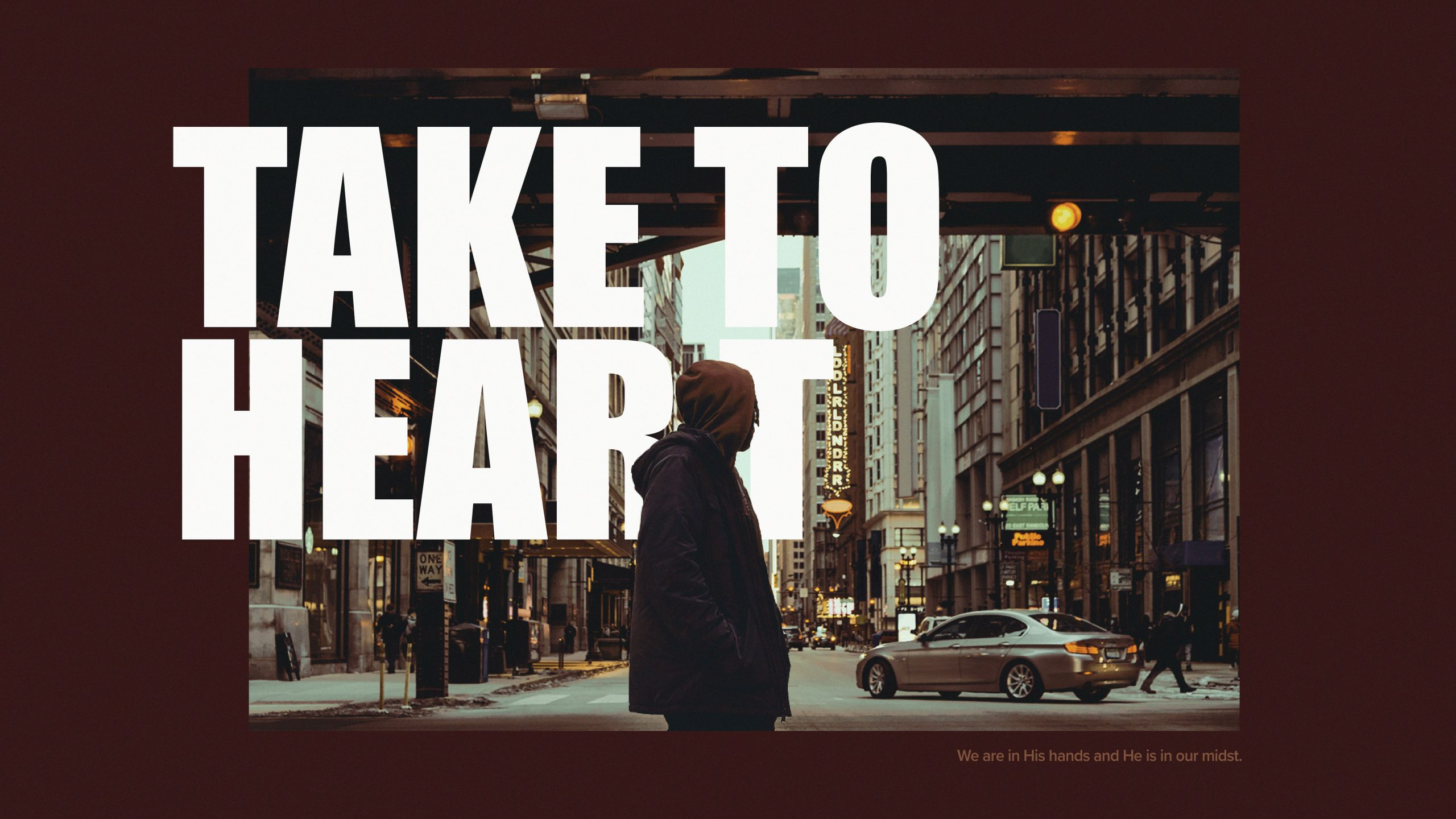 Take to Heart – He Wants to Speak to You