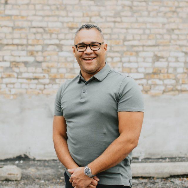 Juan Rios | Becoming Groups Coodinator