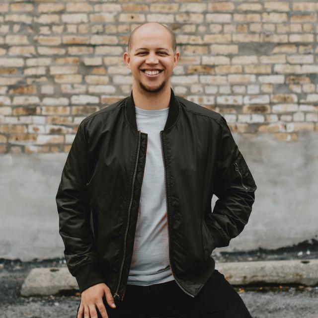 Pastor James Alexander | Next Generation Director