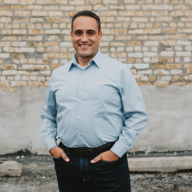 Pastor Jose Figueroa | Outreach & Missions Director