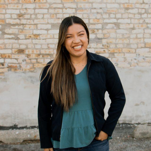 Andrea Castellanos | Assistant to Lead Pastor